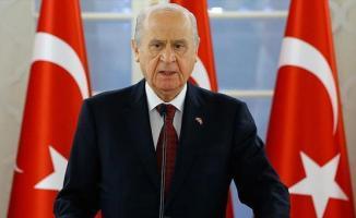 MHP Lideri Bahçeli: Yerel Seçimlerde İttifak Niyetimiz Yok