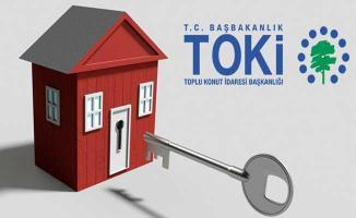 TOKİ'den 10 Bin Lira Peşinatla Kurasız 238 Adet Konut Satış İlanı