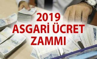 2019 Asgari Ücret Zammı Hakkında Merak Edilenler! Asgari Ücret 2019'da Ne Kadar Olacak?
