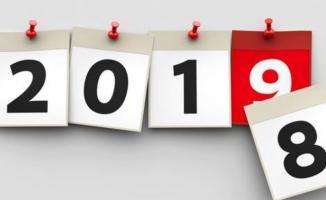 2019 Yılı Resmi Tatil Günleri Belli Oldu ! 2019'da Kaç Gün Tatil Yapılacak?