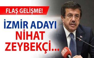 AK Parti'den İzmir Adaylığı İçin Nihat Zeybekçi Bombası