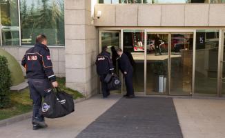 Ankara'da lüks otelde siyanürle intihar etti