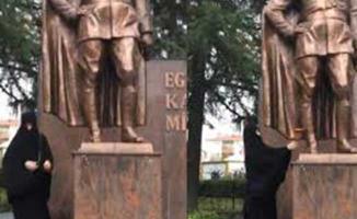 Atatürk Anıtı'na Baltayla Saldırmıştı! Hakkında Verilen Karar Beli Oldu