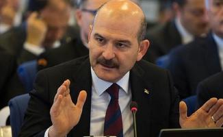 Bakan Soylu İçişleri Bakanlığında Açıkta Olan Personel Sayısını Açıkladı