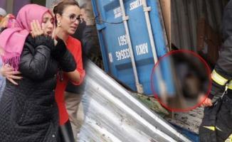 Bursa İnegöl'de mobilya fabrikasında 2 işçi feci şekilde can verdi