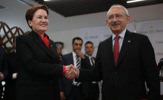 CHP-İYİ parti ittifakı- Anlaşma sağlandı