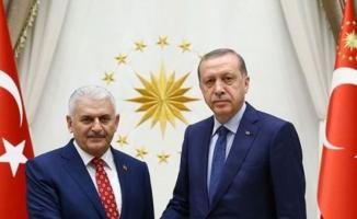 Cumhurbaşkanı Erdoğan, İstanbul Adaylığı için Binali Yıldırım'la süpriz bir görüşme yaptı