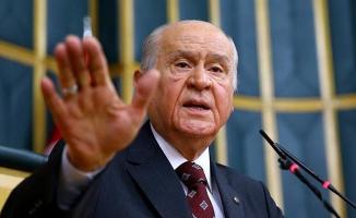 Devlet Bahçeli: Türkiye'ye Silah Doğrultmuş Hangi Örgüt Varsa Düşmandır