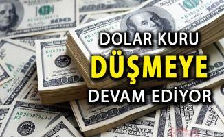 Dolar Kuru Gevşek Dalgalanmasına Devam Ediyor ! Dolar Kaç TL?