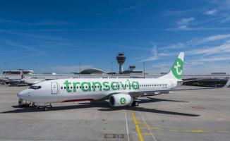 Hollanda havayolları Transavia 'Osuruk' yüzünden acil iniş yaptı