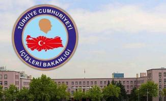 İçişleri Bakanlığı Duyurdu! 44 Bin 659 Personel Operasyon Düzenledi 1092 Kişi Yakalandı!