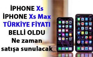 iPhone Xs fiyatı- iPhone Xs Max fiyatı belli oldu