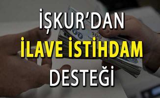 İŞKUR'dan İlave İstihdam Teşviki ! 2 Bin TL'ye Kadar Destek Veriliyor
