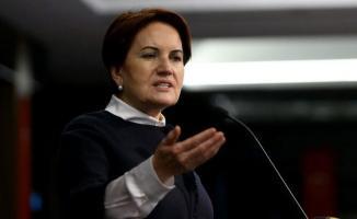 İYİ Parti Lideri Akşener'den Çok Önemli İttifak Açıklaması