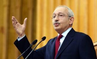 Kılıçdaroğlu: Türkiye'nin başı felaketten kurtulamaz