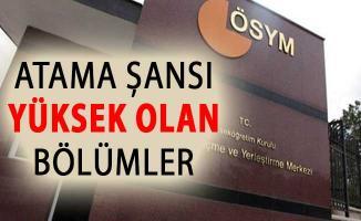 Memur Adayları Dikkat ! KPSS Tercihlerinde Atama Şansı Yüksek Olan Bölümler