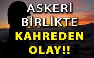 Afyon'da nöbetteki askerimiz başından vurulmuş halde bulundu. Şehit Haberi İzmir'e Ulaştı.