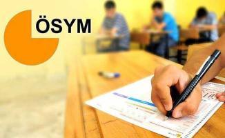 ÖSYM 2019 Yılı Sınav Takvimi! YKS, KPSS, ALES, DGS, YDS Ne Zaman Yapılacak?