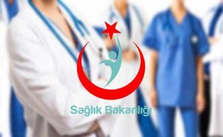 Sağlık Bakanlığı'ndan 84.Dönem Devlet Hizmeti Yükümlülüğü Kurası İlanı
