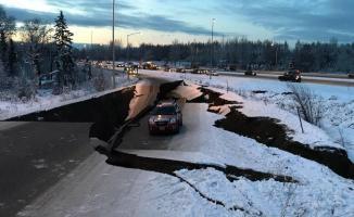 Son dakika deprem haberi- 6.6 büyüklüğünde deprem