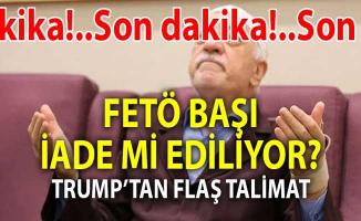 SON DAKİKA... Fetullah Gülen Türkiye'ye İade Mi Ediliyor? ABD'de Basınında Flaş İddia