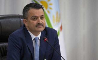 Tarım Bakanı Pakdemirli: Et Yerine Balık, Tavuk, Hindi Yesek Bu İş Çözülecek