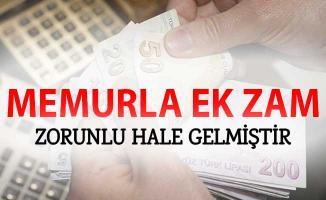 Türkiye Kamu Sen Başkanı Kahveci: Memurlara Ek Zam Talebi Zorunlu Hale Gelmiştir
