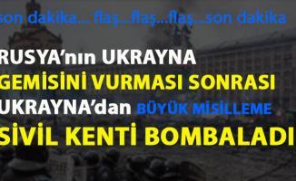 Ukrayna Rusya Savaşı Yeniden- UKRAYNA'dan BÜYÜK MİSİLLEME