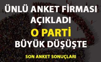 Anar son seçim anketinde Ak Parti, CHP, MHP ve İYİ Parti oy oranları