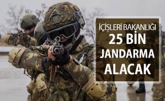 25 Bin Jandarma Alımı Yapılacak ! JÖH - JÖAK - JOPER - Uzman Çavuş (En Az 3 Bin 500 TL Maaş)