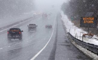 ABD kış fırtınasına hazırlanıyor