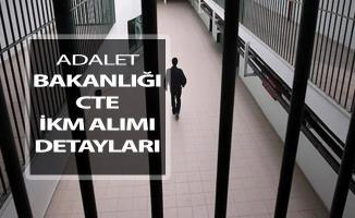 Adalet Bakanlığı CTE İnfaz Koruma Memuru (İKM) Alımı