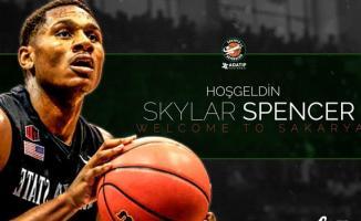 Adatıp Sakarya Basket, ABD'li forvet Skylar Spencer'ı kadrosuna kattığını açıkladı