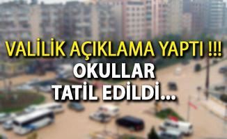 Adıyaman'da ve Kahramanmaraş'ta Okullar Tatil Edildi! - Yarın hangi okullar tatil edildi, 12 aralık okul tatili