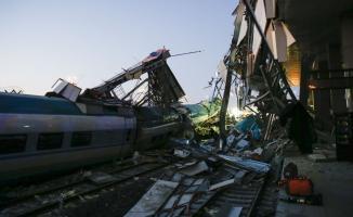 Ankara'daki Tren Kazasının Nasıl Olduğu Açıklandı !