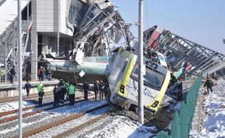 Ankara Yüksek Hızlı Tren Kazasında Kahreden Detay!