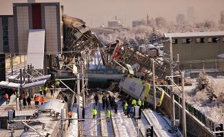 Ankara Yüksek Hızlı Tren Kazasında Ölenlerin Kimlikleri Belli Oldu!