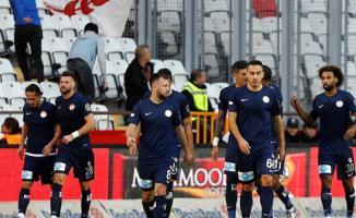 Antalyaspor, sahasında Göztepe'yi 1-0 yendi