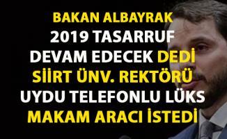Bakan Albayrak, 2019'da enflasyon ve faiz düşecek dedi