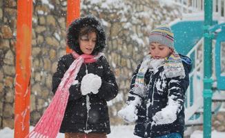 Bingöl'de yarın okullar tatil edildi