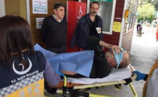 Bursa İnegöl'de tuvalete giderken belindeki silah ateş alınca korkunç sonu yaşadı