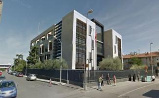 Cengiz Holding'in bahçesinde bomba bulundu
