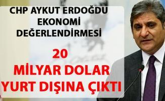 CHP'li Erdoğdu, Ekonomi gündemini değerlendirdi