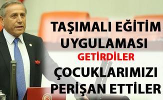 CHP 'li Yıldırım Kaya, Milli Eğitim Bakanlığı (MEB)'ın politikaları hakkında sert eleştirilerde bulundu