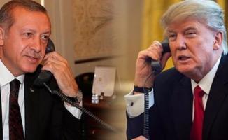 Cumhurbaşkanı Erdoğan ve ABD Başkanı Trump Görüştü !