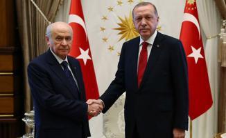 Cumhurbaşkanı Erdoğan ve Devlet Bahçeli Ne Zaman Görüşecek?- Erdoğan, Bahçeli görüşmesi