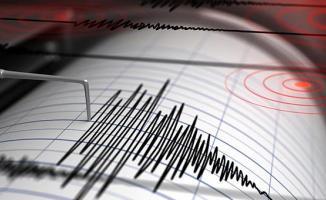 Ege'de Korkutan Deprem ! 4,4 Şiddetinde Deprem Meydana Geldi