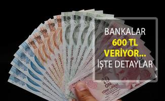 Emekli Maaşlarına Promosyon Veren Bankalar Hangileri? Vatandaşlar Dikkat 600 TL Alabilirsiniz