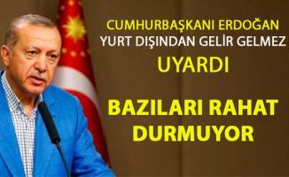 Erdoğan, AKP'nin İstanbul Büyükşehir Belediye Başkan Adayı hakkında açıklamalarda bulundu