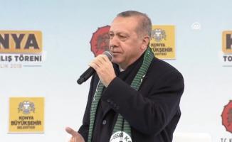 Erdoğan: Madem ABD ile stratejik ortağız o zaman gereğinin yapılması lazım